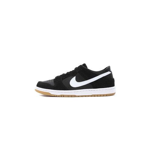Nike SB Dunk Low Black White Gum 854866-019