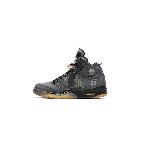 Off-White × Nike Air Jordan 5 CT8480-001
