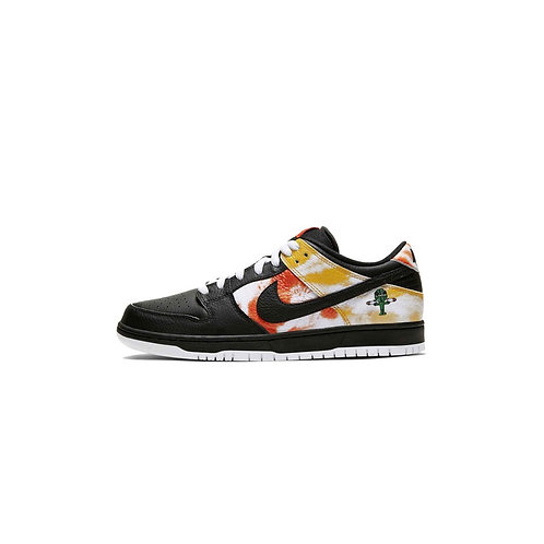 Nike SB Dunk Low Raygun Tie-Dye Black BQ6832-001