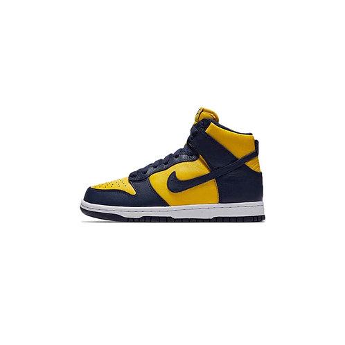Nike Dunk High Michigan 850477-700