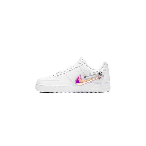 Nike Air Force 1 '07 White Zipper CW6558-100