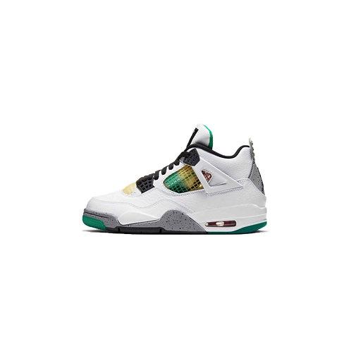 Nike Air Jordan 4 Retro Lucid Green AQ9129-100