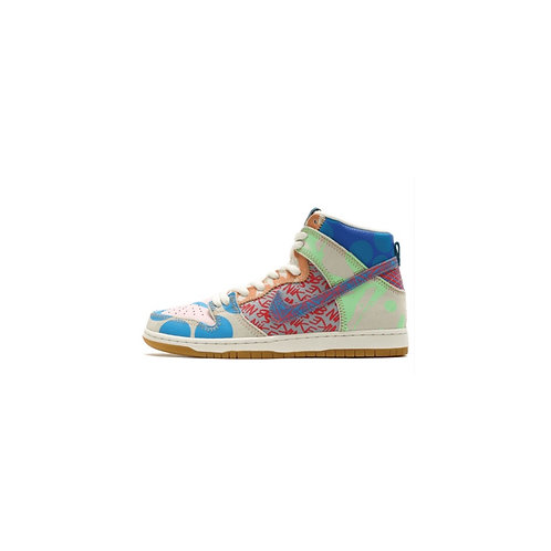 Nike SB Dunk High Thomas Campbell What the Dunk  918321-381