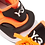 Thumbnail: Y-3 Kaiwa sneaker orange