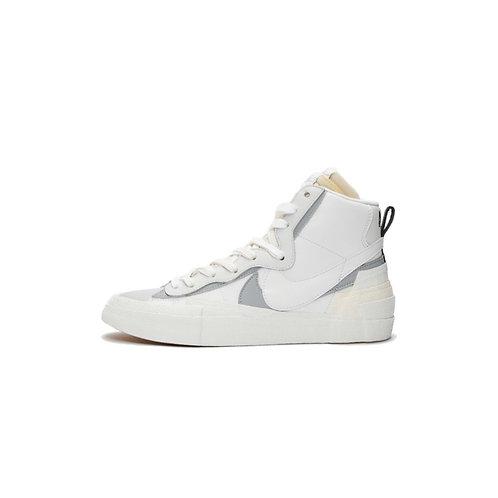 Nike Blazer Mid Sacai White Grey BV0072-100