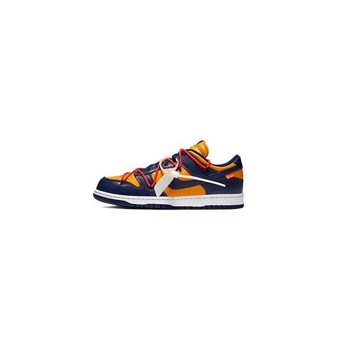 Nike Dunk Low Off-White Michigan CT0856-700