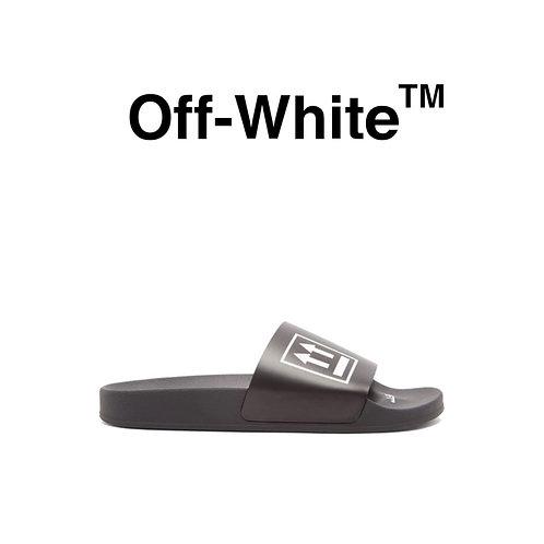 OFF-WHITE アロー ラバーサンダル
