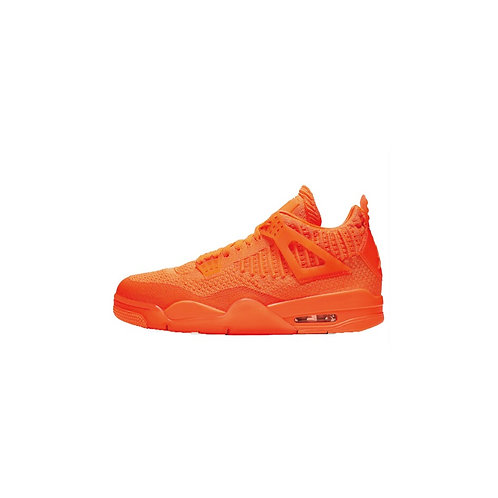 Nike Air Jordan 4 Retro Flyknit Orange AQ3559-800