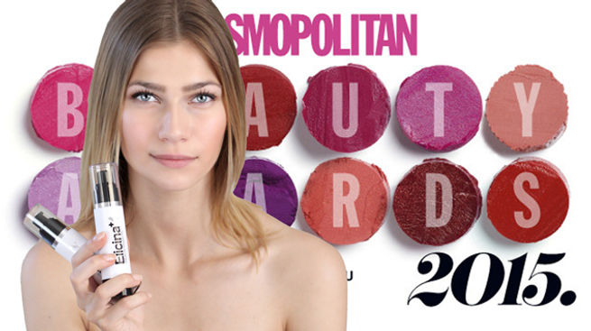 Cosmopolitan Beauty Awards 2015 Elicina