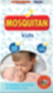Mosquitan Kids flasteri protiv komaraca