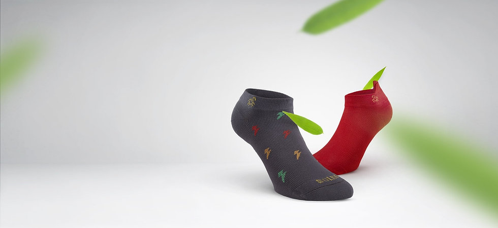 Solidea Socks for you Bamboo Freedom
