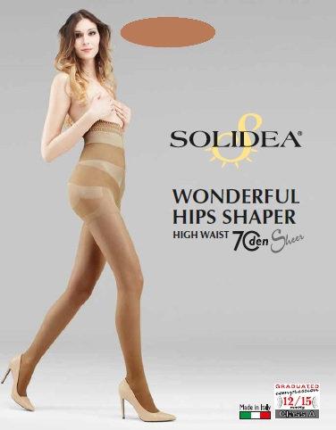 Wonderful Hips Shaper 70 Sheer