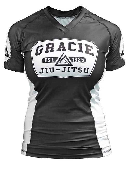 Short Sleeve Gracie Rashguard (Women)