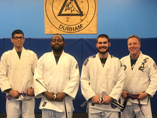 Tae Kwon Do practitioner discusses Gracie Jiu Jitsu