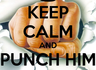 Punch Your Bully in the Face ? or !
