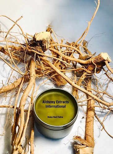Hemp Root Salve