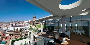 REHABILITACIÓN Y REFORMA DE EDIFICIO DE OFICINAS EN HOTEL DE 4 ESTRELLAS