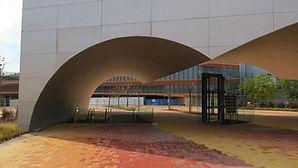 MUSEO, SALA DE EXPOSICIONES, AUDITORIO Y OFICINAS DEL CENTRO CULTURAL: CAIXA FORUM-SEVILLA.