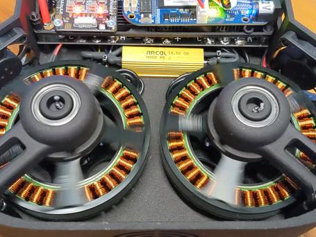 High torque-density wearable actuators