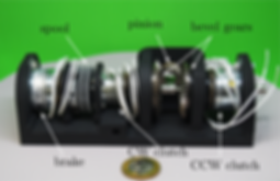 clutchable module