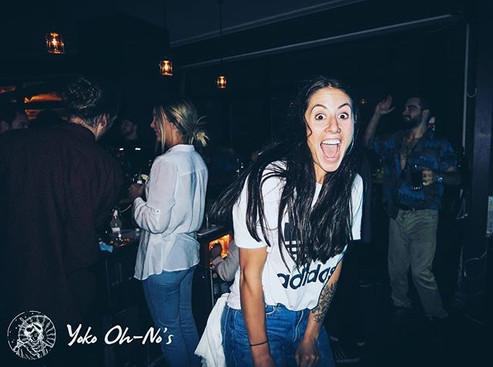 Meet Libby aka DJ LIZZY. _Spot this babe