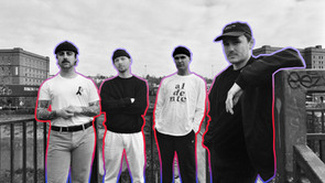 From the dark depths of the pandemic, an unlikely supergroup of Bristol mainstays has emerged