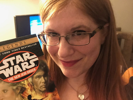 Colleen's Book Corner: New Jedi Order: Balance Point