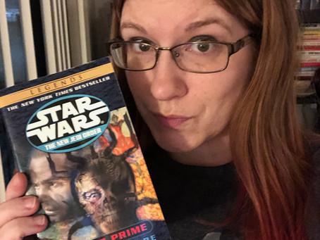 Colleen's Book Corner: New Jedi Order: Vector Prime