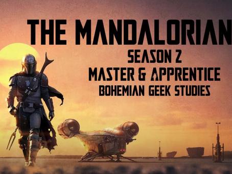 The Mandalorian Season 2: Master & Apprentice