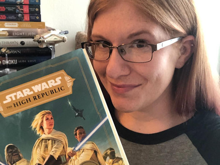 Colleen's Book Corner: High Republic: Light of the Jedi