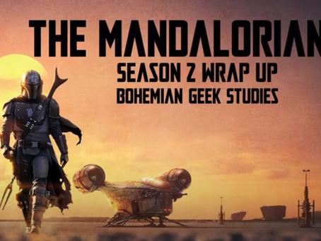 Mando Season Wrap-Up