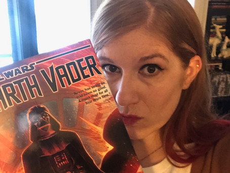Colleen's Book Corner: Darth Vader: Dark Lord of the Sith, Book Three: The Rule of Five