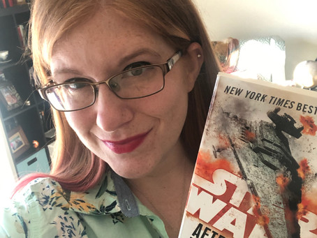 Colleen's Book Corner: Aftermath: Empire's End