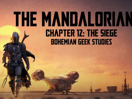 BGS Quick Takes: The Mandalorian Chapter 12