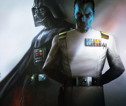 Grand Admiral Thrawn: Character Study