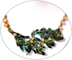 Collier - RUE OFFICINALE