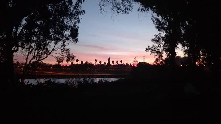 Crepúsculo de San Jerónimo