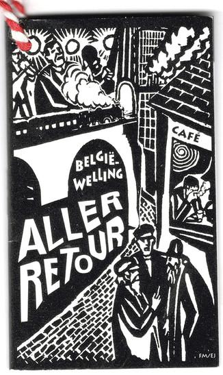 'België-Welling, aller retour', (1996, oplage 650 exemplaren). Paul van Nevel en Dirk Lambrechts. Miniboekje dat met een touwtje om de hals van een flesje kerstbier Bush Noël was gehangen. Beide auteurs schrijven over hun kennismaking met Amsterdam en café Welling. De tekst van Dirk Lambrechts werd in 2005 uitgebreid en opnieuw uitgegeven onder de titel Het geheim van genieten.
