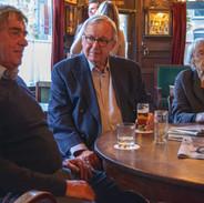 Aan de ronde tafel, Gerard Koetsier, Thomas Lepeltak, Ike Cialona, 2018