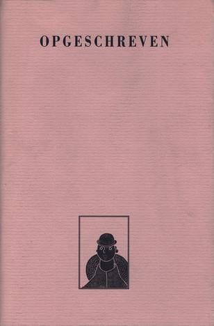 'Opgeschreven' (1994, oplage 500 exemplaren). Verzameling verhalen, columns en romanfragmenten waarin Welling voorkomt. Van de hand van o.a. Ton Vorstenbosch, Peter van Straaten, Ischa Meijer, Jan Mulder, Harry Mulisch en Remco Campert.