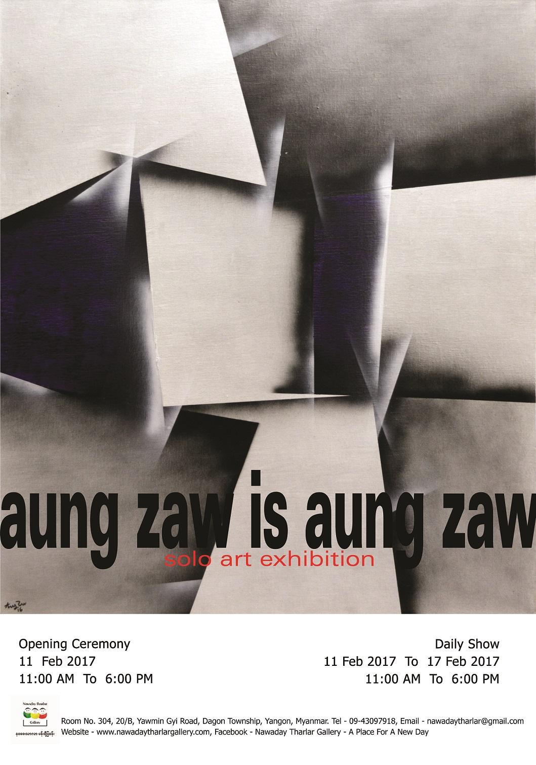 Aung Zaw