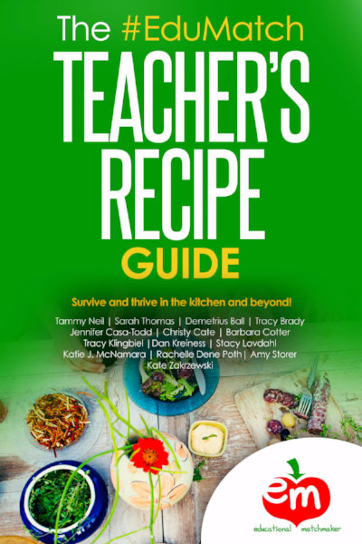 Teacher's Recipe Guide edited by Tammy Neil & Sarah Thomas