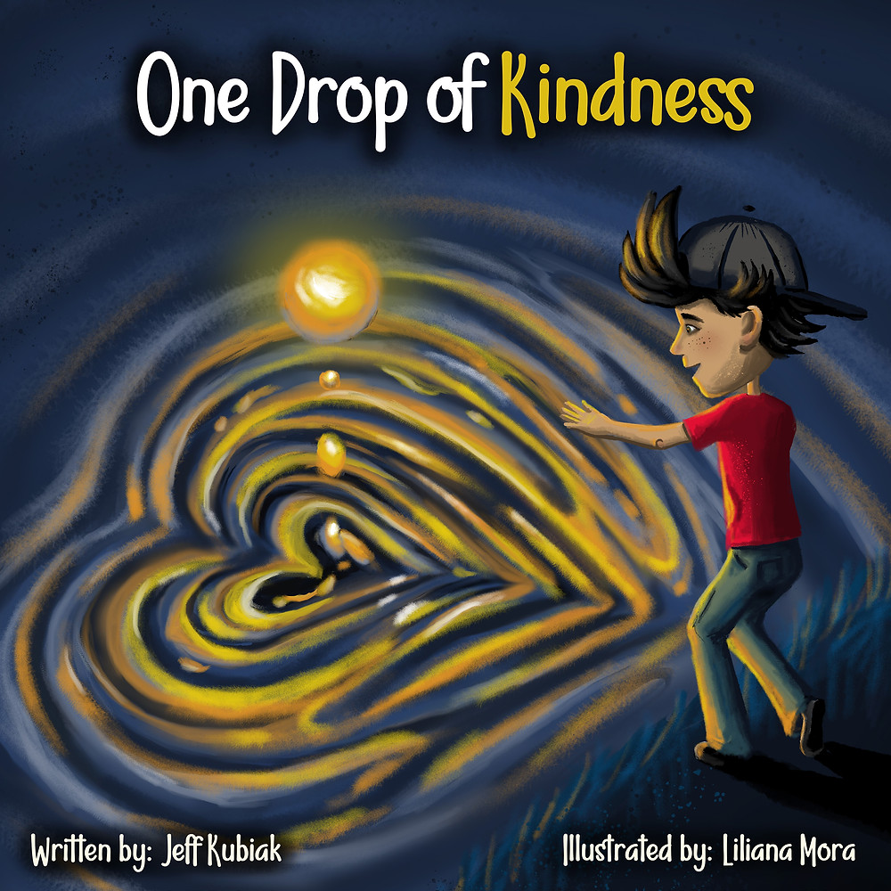 One Drop of Kindness book cover