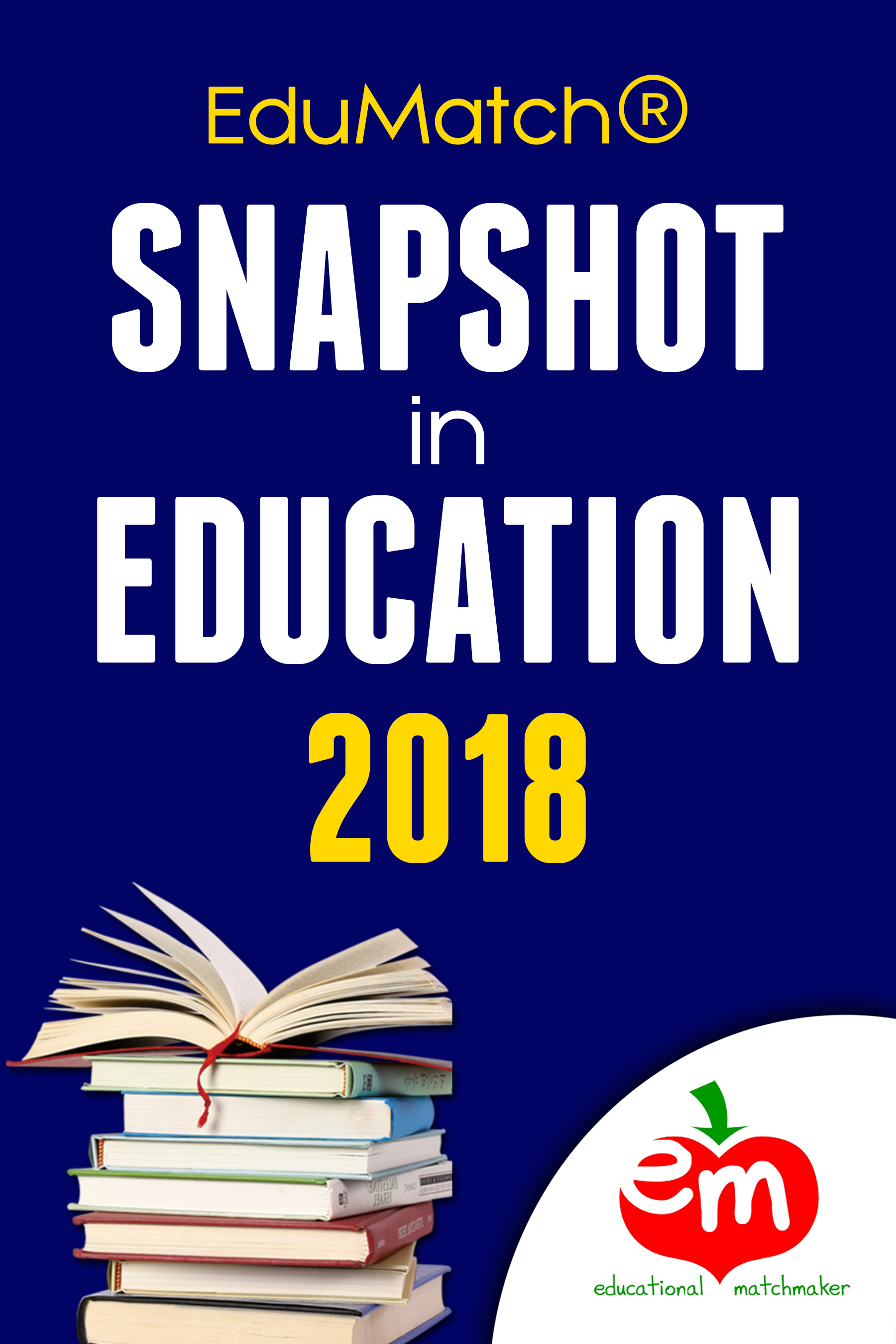 EduMatch Snapshot in Education (2018)