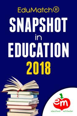 EduMatch Snapshot in Education (2018)