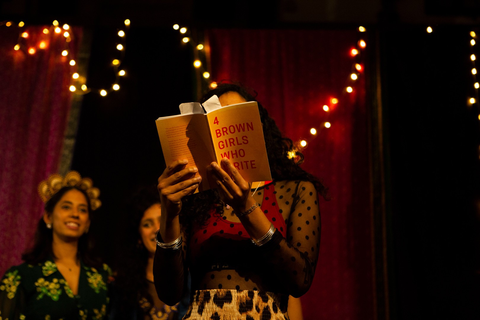 4 BROWN GIRLS WHO WRITE Launch