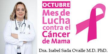 Dra. Isabel Sada Ovalle
