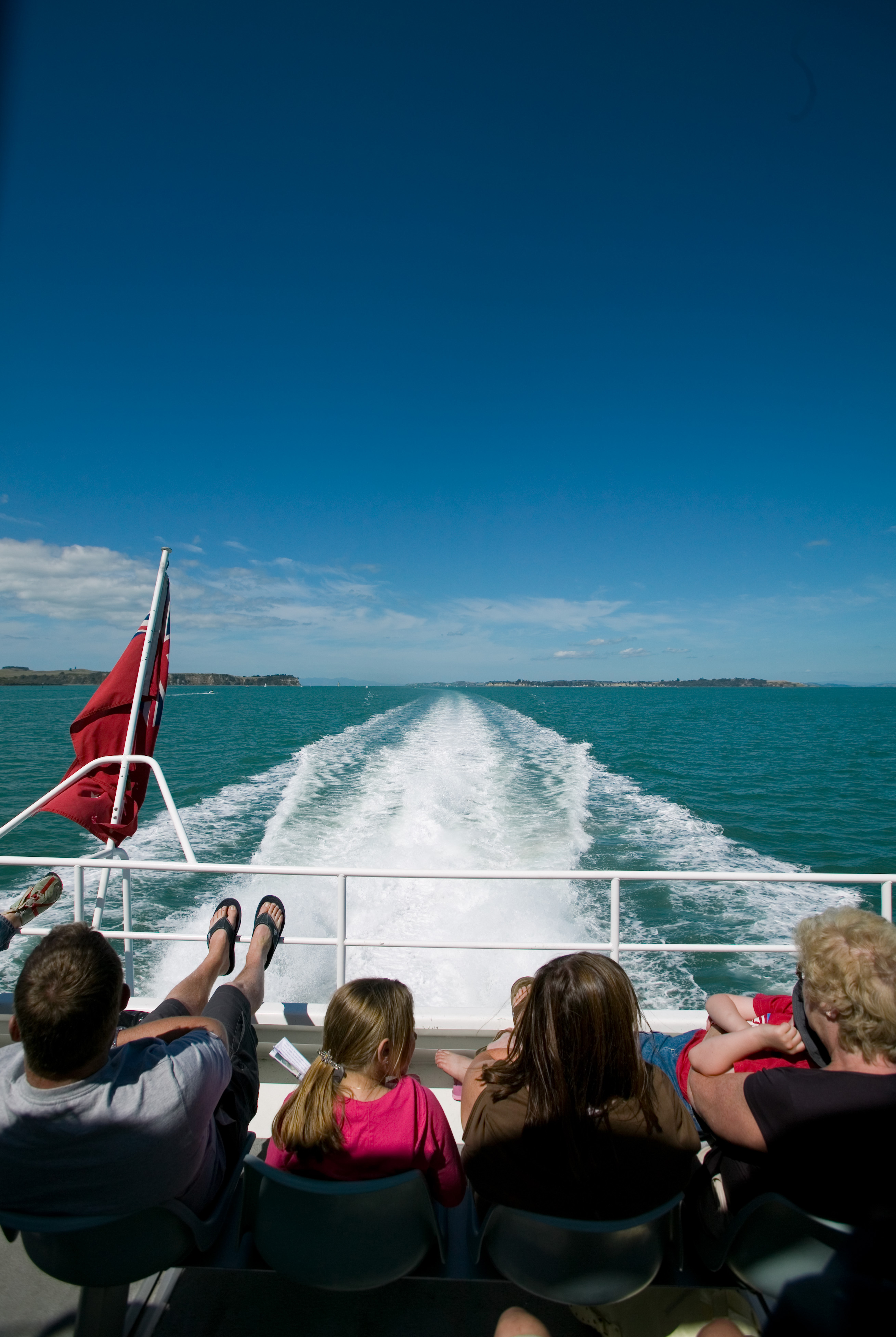Fullers Harbour Cruise
