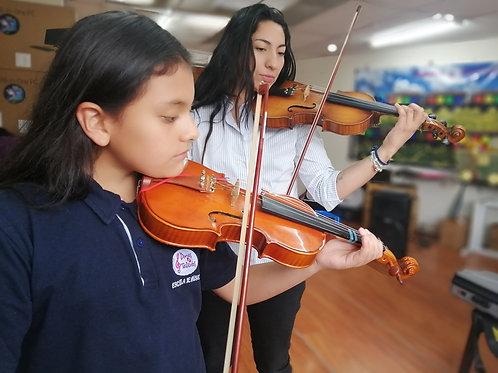 Curso Libre de Violín - 8 clases