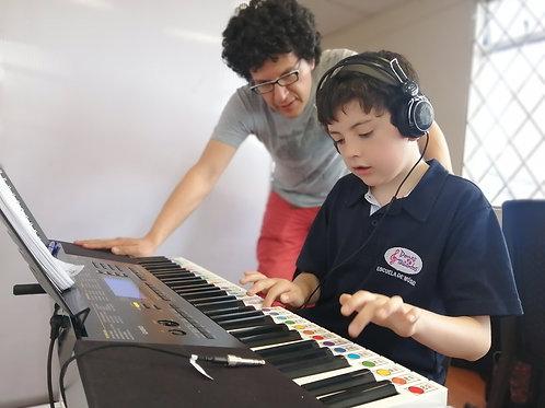 Curso Libre de Piano - 8 clases